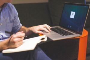 man notebook notes macbook 7063