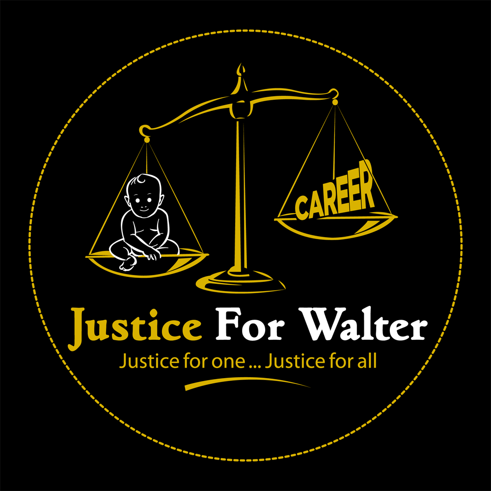 justice for walter