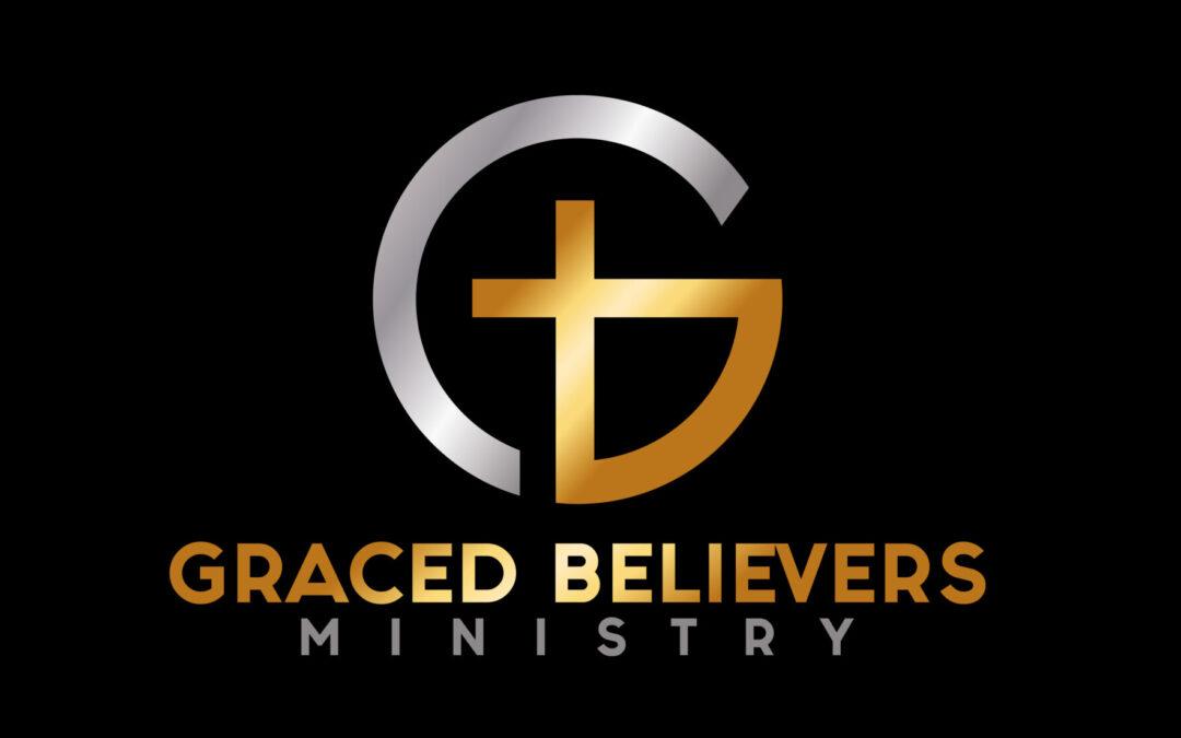 Graced Believers Ministry Logo (Dark)