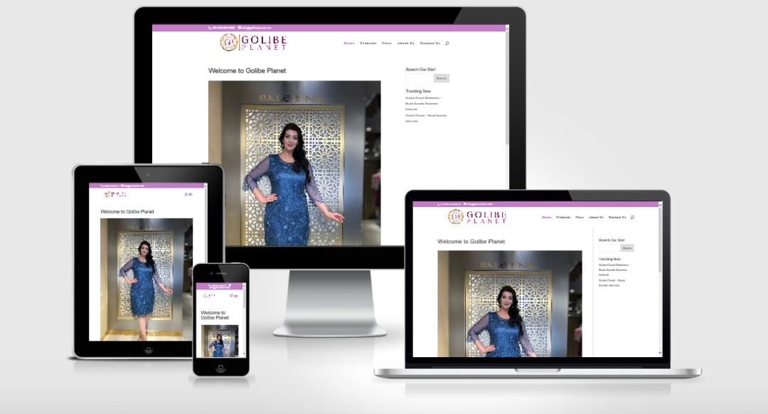 golibe-website-screenshot